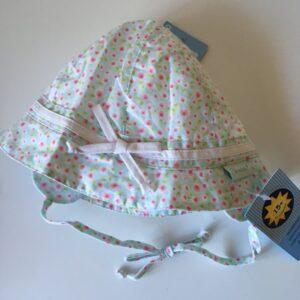 Päiksekaitse müts beebile