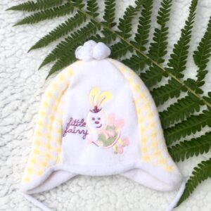 Talvemüts beebile voodriga